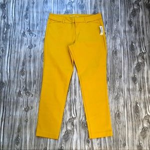 NWT Old Navy Pixie Pants Size 10